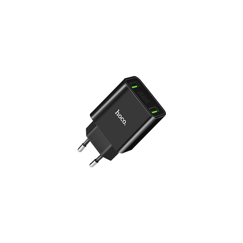 Hoco C25A Cool double port charger(EU)