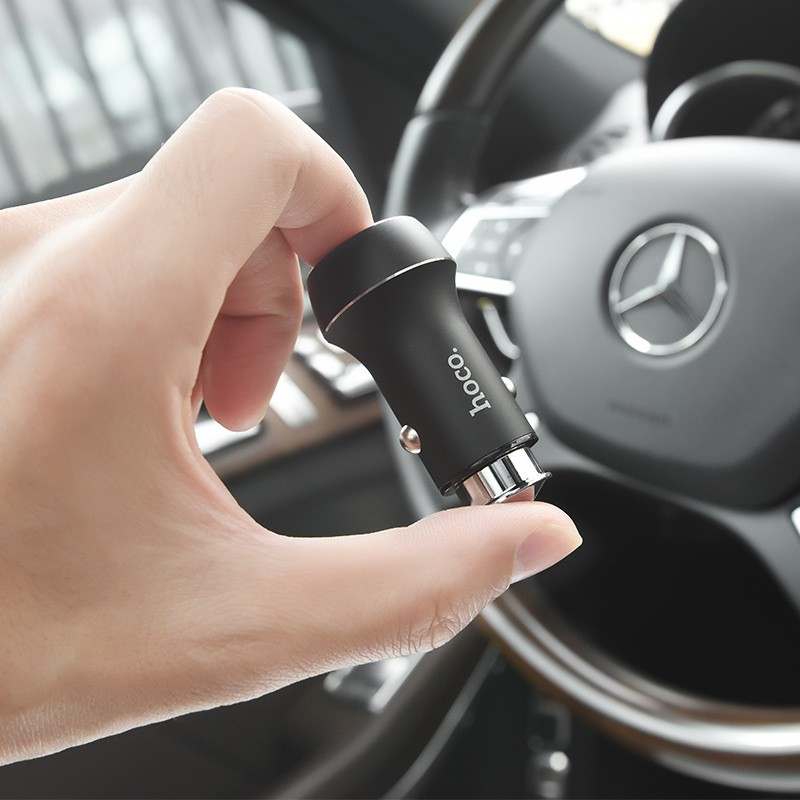 Hoco Z7 Kingkong dual USB car charger