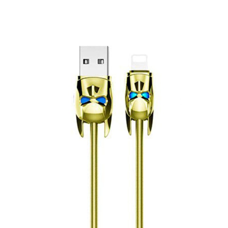 Hoco U30 Shadow Knight lightning charging cable