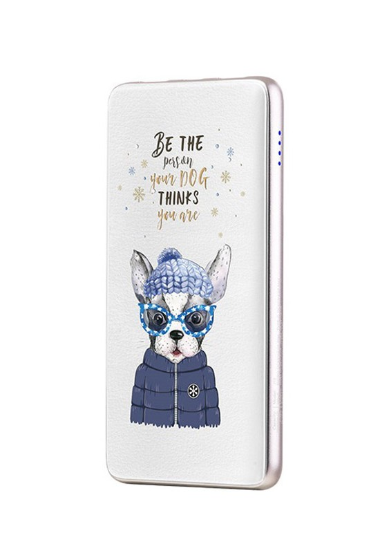Hoco J13 Adorable puppy series mobile power bank(10000mAh)