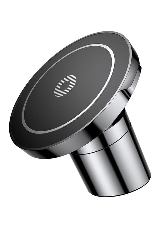 Baseus Big Ears Car Mount Wireless Charger Black