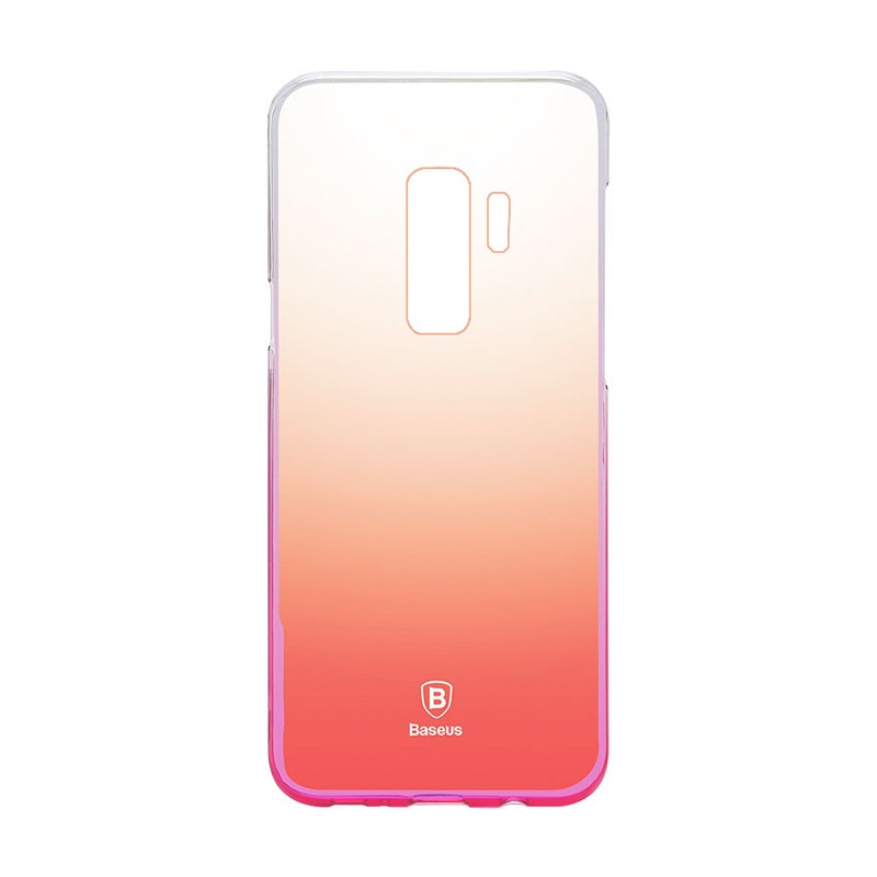 Baseus Glaze Case For S9 Plus Pink