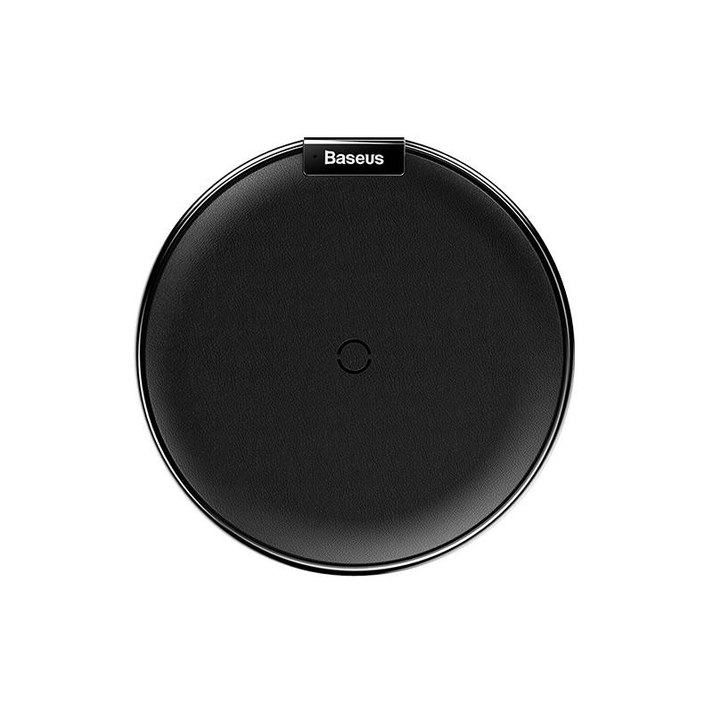 Baseus whirlwind Desktop wireless charger Black
