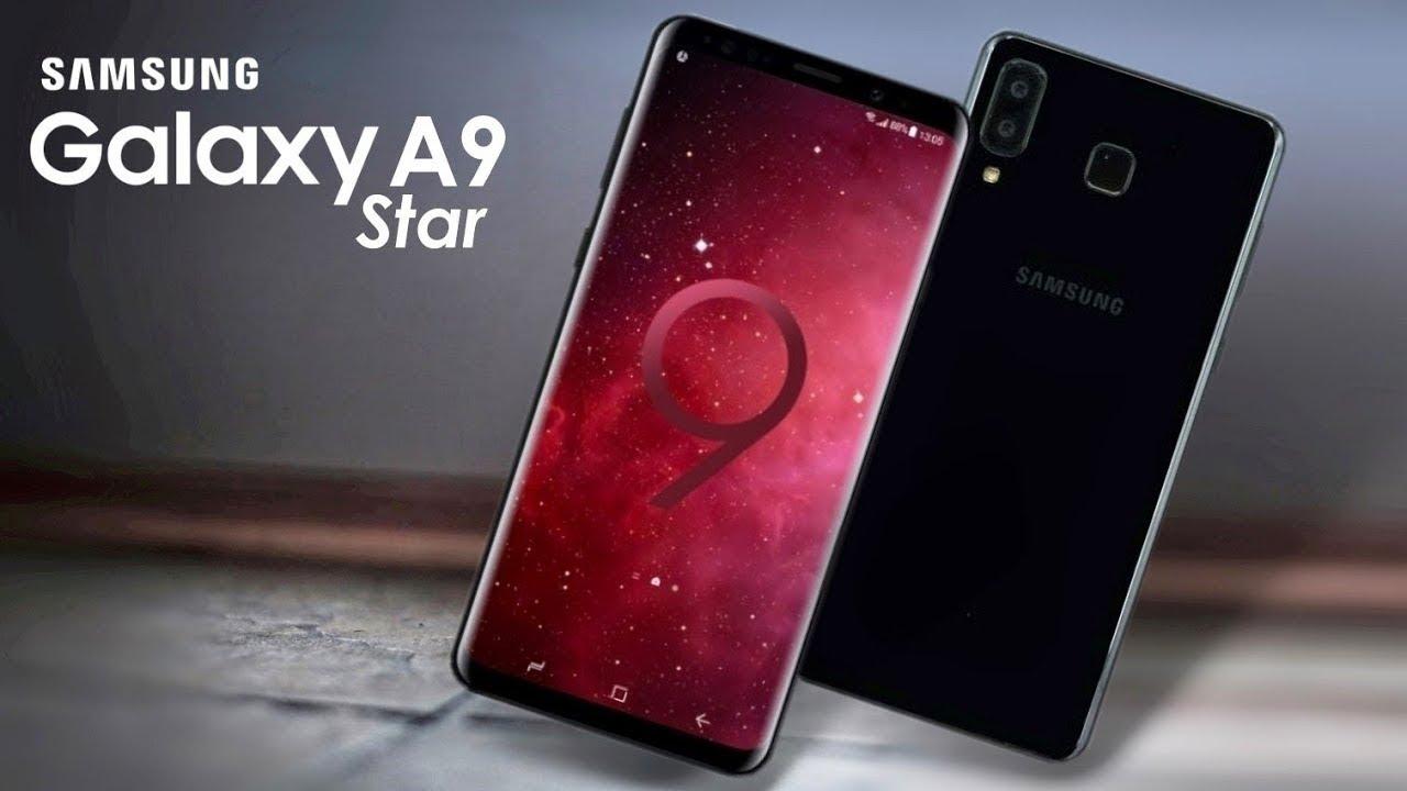 Samsung A9: најновото од Samsung