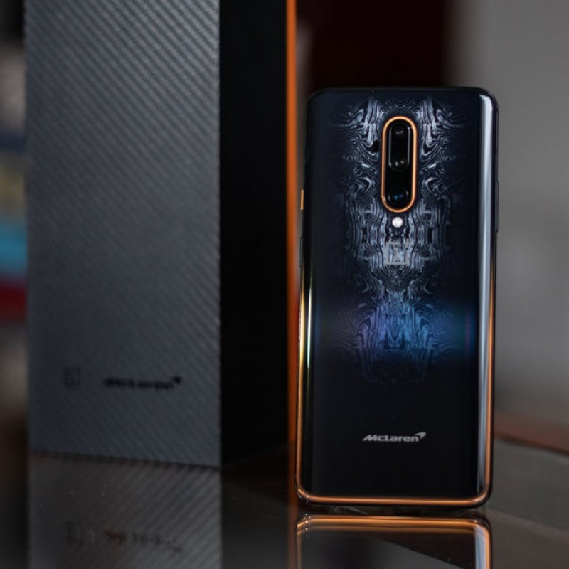 One Plus 7T Pro McLaren Edition